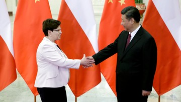 12-05-2017 06:32 Premier w Chinach: Polska wiąże duże oczekiwania z projektem Pasa i Szlaku