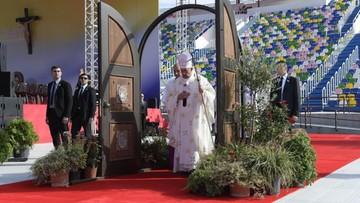 01-10-2016 12:20 Papież w Tbilisi, delegacja patriarchatu nie przybyła