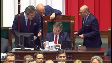 Jest śledztwo w sprawie posiedzenia Sejmu 16 grudnia. Z zawiadomienia opozycji