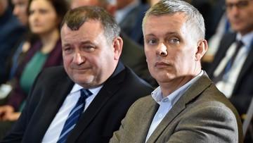 21-09-2016 17:49 Siemoniak i Trzaskowski zrezygnują ze swoich funkcji w PO