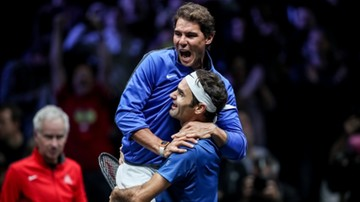 2017-10-14 ATP w Szanghaju: 10. w sezonie finał Nadala, udany rewanż Federera
