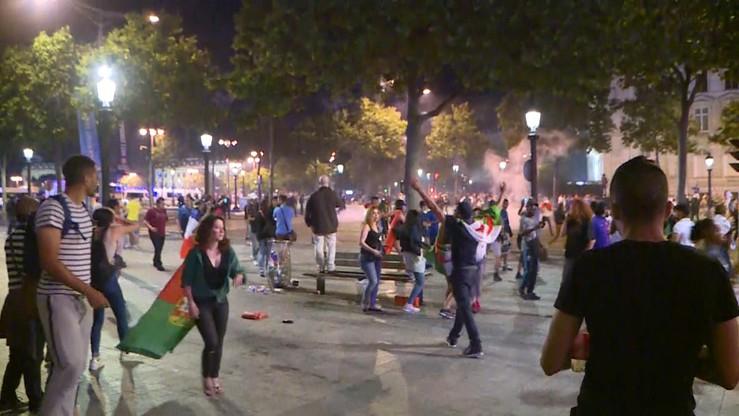 Zamieszki w trakcie i po finale Euro 2016