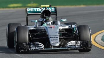 20-03-2016 08:19 Formuła 1 - Nico Rosberg wygrał Grand Prix Australii