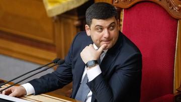 """12-04-2016 19:06 Ukraina wciąż bez rządu. """"Negocjacje przeradzają się w farsę"""""""