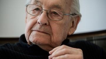 05-03-2016 10:59 Andrzej Wajda świętuje 90. urodziny
