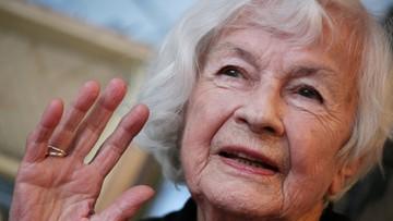 06-02-2017 16:55 Danuta Szaflarska kończy 102 lata. Życzenia płyną też z Kancelarii Prezydenta