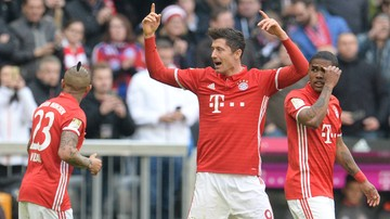 2017-03-11 Bundesliga: Dwa gole Lewandowskiego! Porażka Borussii Dortmund