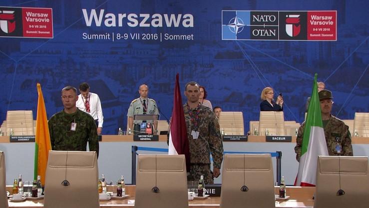 To ma być pokaz siły i jedności. W piątek szczyt NATO w Warszawie
