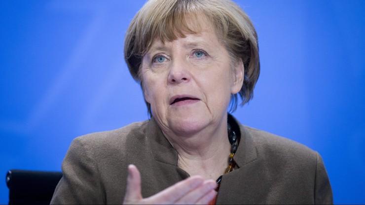 40 proc. Niemców chce dymisji Merkel. Powodem polityka migracyjna