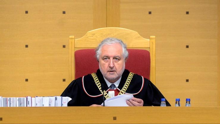 Trybunał Konstytucyjny uzasadnił wyrok z 11 sierpnia o nowej ustawie o TK