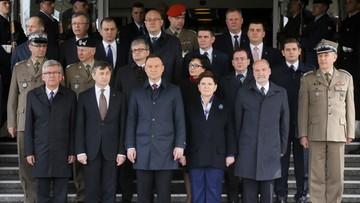 25-04-2016 14:54 Prezydent: wojsko musi być silne i sprawne, niezależnie od zagrożeń