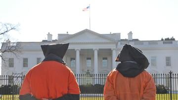 12-01-2016 12:52 Obama chce zamknąć Guantanamo do końca kadencji. Z pomocą Kongresu lub bez
