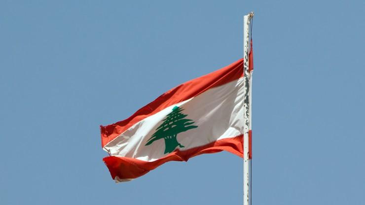 Zamach samobójczy w Libanie. Nie żyje sześć osób