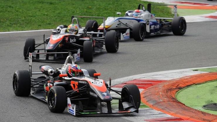 Waliłko na podium Euroformula Open na torze Monza, Ptak dwunasty