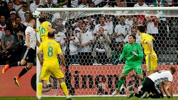 2016-06-12 Niemcy - Ukraina: Mustafi otwiera wynik spotkania! (WIDEO)