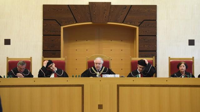Rzepliński: W przyszłym tygodniu opinia prawników TK o projekcie PiS ws. Trybunału