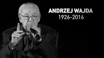 10-10-2016 12:42 Andrzej Wajda zostanie pochowany w Krakowie