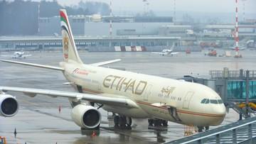 05-05-2016 13:54 Samolot wpadł w turbulencje. 32 rannych i zniszczenia na pokładzie