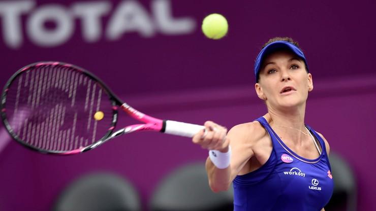 WTA w Dubaju: Belgijka rywalką Radwańskiej, porażka Rosolskiej w deblu