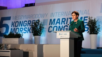 08-06-2017 12:50 Premier: obecny rząd odbudowuje przemysł stoczniowy
