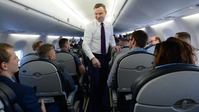 Witek: Dopiero my zadbaliśmy o samoloty dla najważniejszych osób w państwie