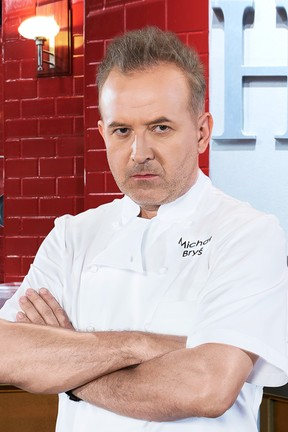 """2016-06-29 Michał Bryś nowym szefem """"Hell's Kitchen!"""