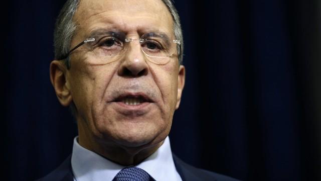 Ławrow: Rosja gotowa współpracować z koalicją, by zwalczać IS w Ar-Rakce