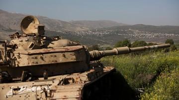 17-04-2016 21:44 Netanjahu: Izrael nigdy nie wycofa się ze Wzgórz Golan