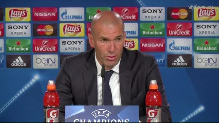 Zidane: Jako trener bardziej się stresuję!
