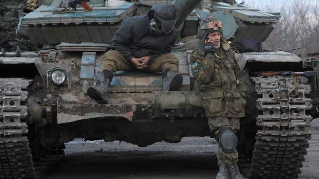 Ukraina: grupa kontaktowa potwierdza rozejm w Donbasie