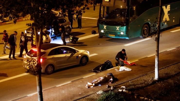Izrael: 5 zabitych w palestyńskich atakach w Tel Awiwie i na Zachodnim Brzegu