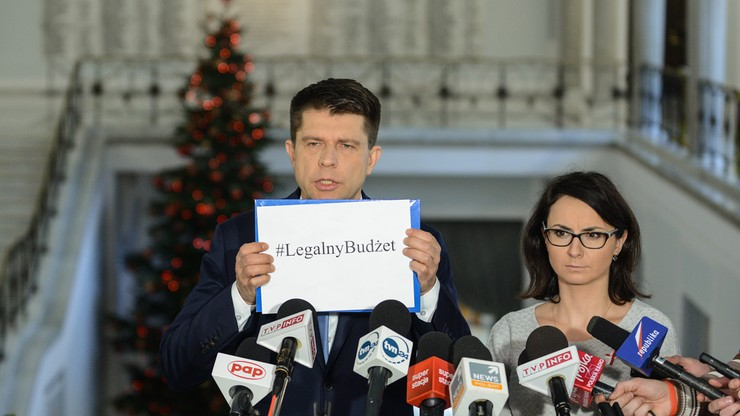 Petru nie wyklucza wniosku o samorozwiązanie Sejmu