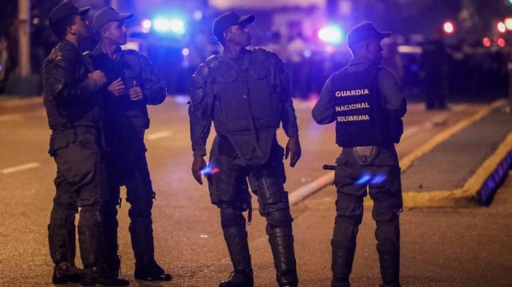 Napastnik, który ostrzelał Sąd Najwyższy Wenezueli, jest aktorem kina akcji
