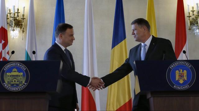 Deklaracja z Bukaresztu: głębokie zaniepokojenie postawą Rosji