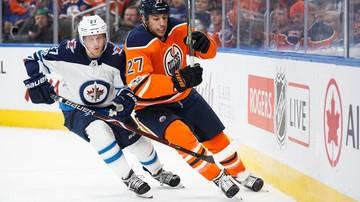 2017-10-10 NHL: Hat-trick Ehlersa z Jets, przerwana zła seria Flames w Anaheim