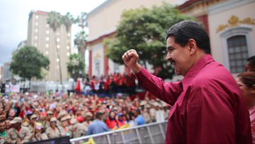 """13-11-2017 06:24 """"Wenezuela nigdy nie ogłosi niewypłacalności"""""""