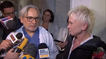 17-05-2016 14:23 Operacja córki Ewy Błaszczyk. Od 16 lat dziewczyna jest w śpiączce