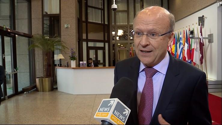 Niezależność sądów to zasada w Unii - prezes Trybunału Sprawiedliwości UE