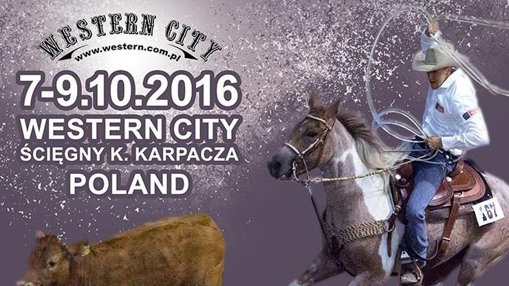 Historyczna impreza Rodeo i Western w województwie dolnośląskim
