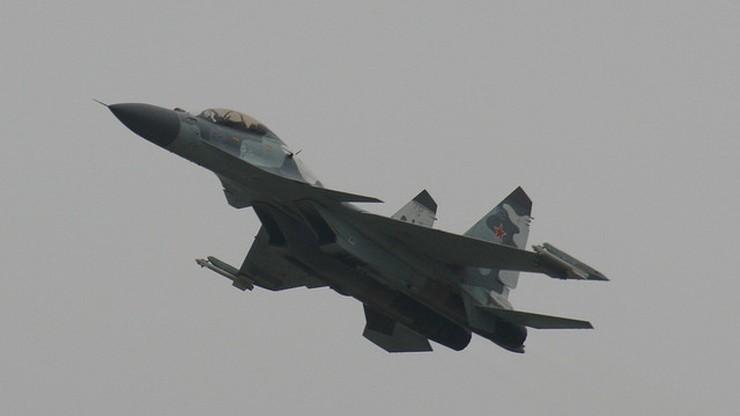 Rosyjskie samoloty zbombardowały w Syrii bazę wojskową Amerykanów i Brytyjczyków