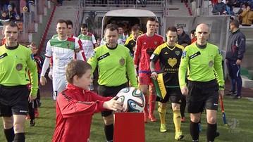 2015-11-29 Zagłębie Sosnowiec - GKS Katowice 2:1. Skrót meczu