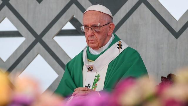 Papież zakończył wizytę w Kolumbii