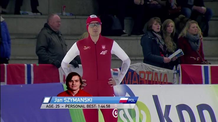 Szymański sprawcą sensacji. Polak najlepszy na 1500 m!