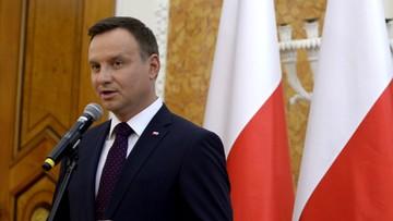 18-03-2016 06:32 Andrzej Duda spotka się z Viktorem Orbanem