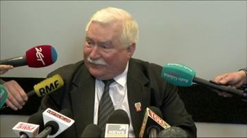 Wałęsa: ja piszę na tym blogu bo mi ubliżają, ale też przypominają