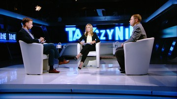 """27-06-2017 23:12 """"Pani Mazurek ma więcej jaj niż niektórzy faceci"""" - Krzysztof Bosak o wypowiedzi rzeczniczki PiS ws. zajść w Radomiu"""