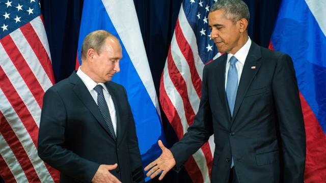 Kreml: Putin i Obama gotowi zwiększyć koordynację militarną w Syrii