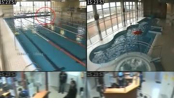 Tragiczny wypadek na basenie. Ratownicy