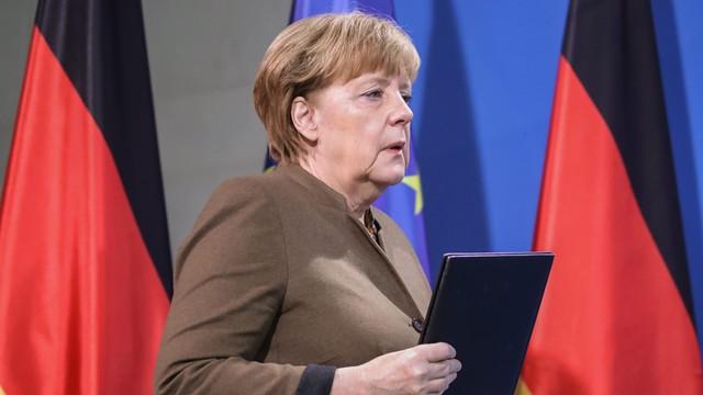Merkel chce reelekcji Tuska. Wybór dobry dla Europy