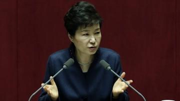 16-02-2016 05:30 Prezydent Korei Południowej ostrzega Koreę Północną przed upadkiem